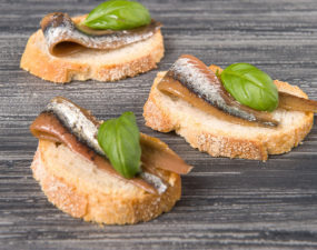Red anchovy