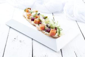 recetas salmon ahumado